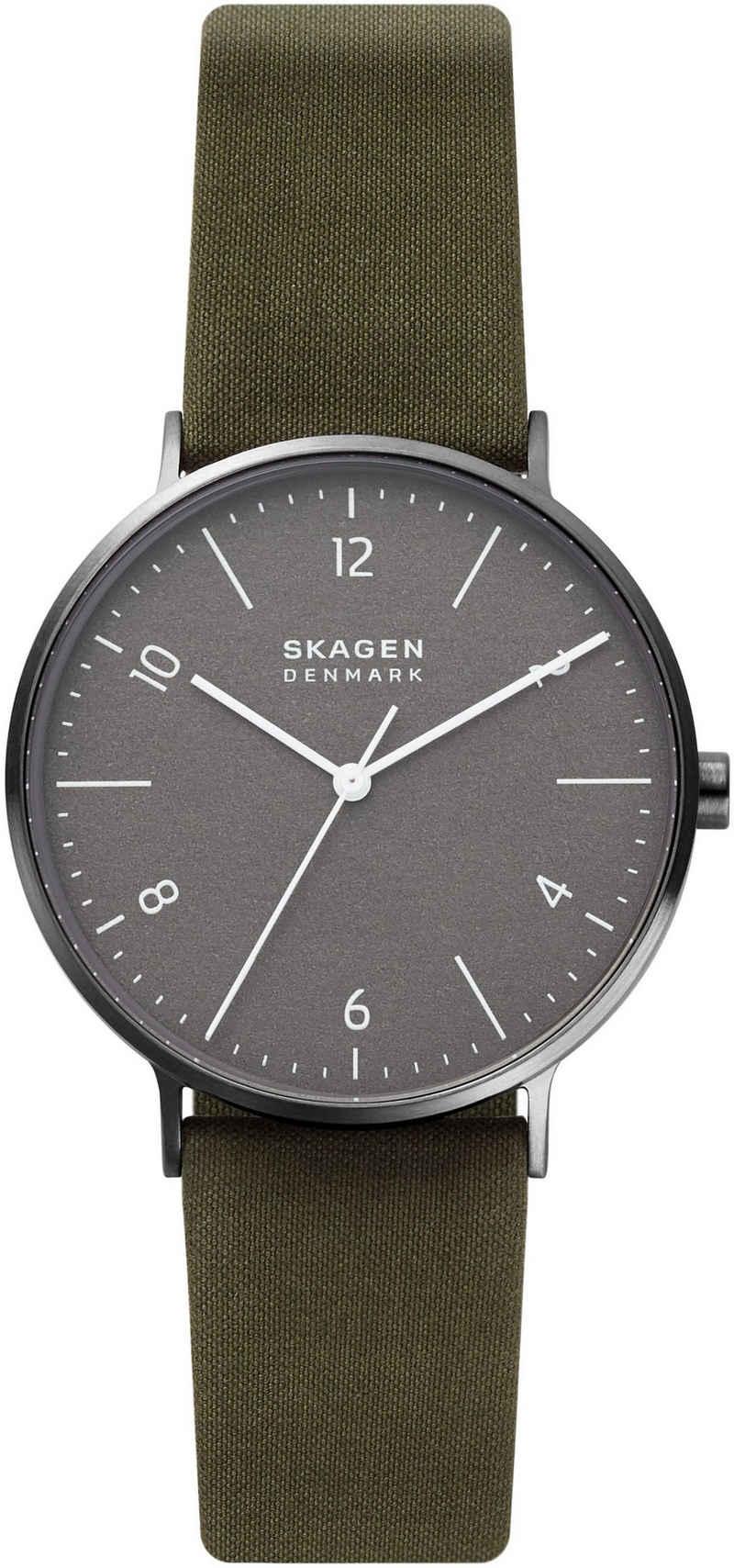 Skagen Quarzuhr »SKW6730, AAREN NATURALS«