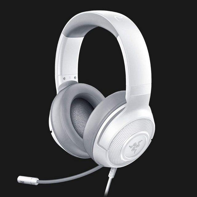 RAZER »Kraken X - Mercury« Headset (kabelgebundenes Multi-Plattform-Gaming-Headset)