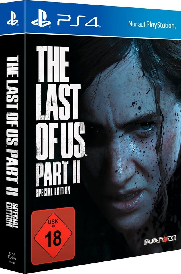 The Last of Us Part II Special Edition PlayStation 4