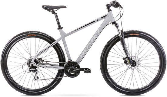 ROMET Mountainbike »Rambler R 9.2«, 24 Gang Shimano RD M 360 Schaltwerk, Kettenschaltung