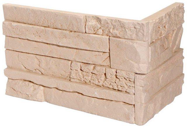 Celina Klinker Verblendsteine »Winkelelement Creta« | Baumarkt > Wand und Decke > Verblendsteine | CELINA KLINKER