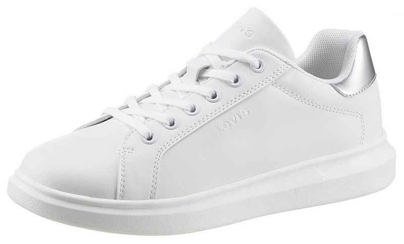 Levi's® »Ellis« Sneaker mit Kontrastbesatz an der Ferse