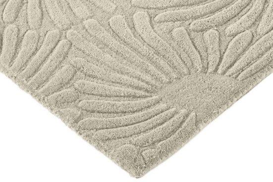 Hochflorteppich handgearbeitet