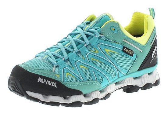 Meindl »Meindl Damen Wanderschuhe X-SO Sports Lady GTX Mint Gelb Damen Wander Schuhe« Outdoorschuh