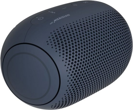 LG XBOOM Go PL2 Mono Bluetooth-Lautsprecher (Bluetooth, Multipoint-Anbindung)