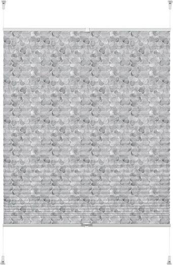 Plissee »EASYFIX Plissee Camouflage«, GARDINIA, blickdicht, ohne Bohren, kindersicher