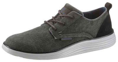 Skechers »STATUS 2.0« Sneaker im coolen Jeans-Look