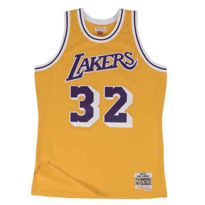 Mitchell & Ness Basketballtrikot »Magic Johnson Los Angeles Lakers 198485 Swingman Jersey«