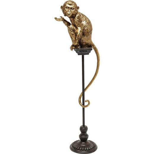 KARE Dekoobjekt »Deko Objekt Circus Monkey 109cm«
