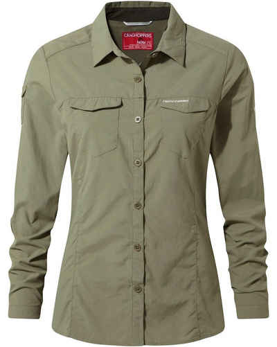 Craghoppers Outdoorbluse »Bluse NosiLife Adventure II«