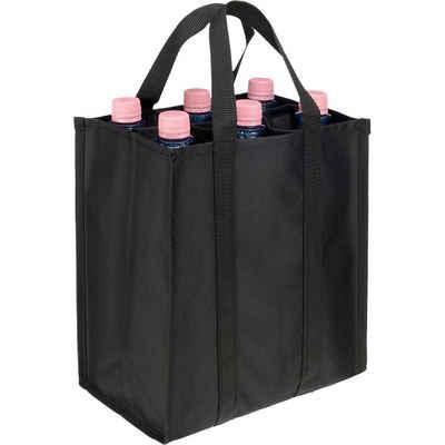 Genius Einkaufskorb »Flaschentasche für 6 Flaschen«