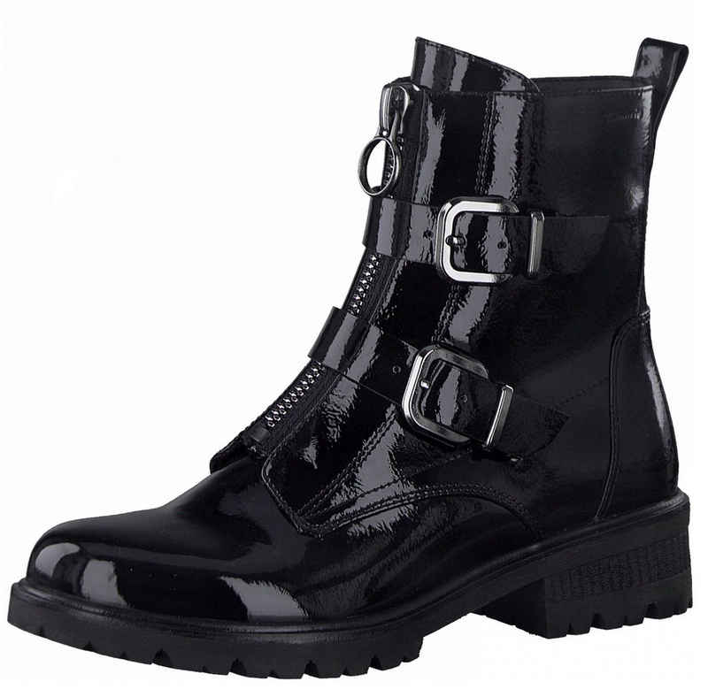 Tamaris »1-25414-27 018 Black Patent« Stiefelette