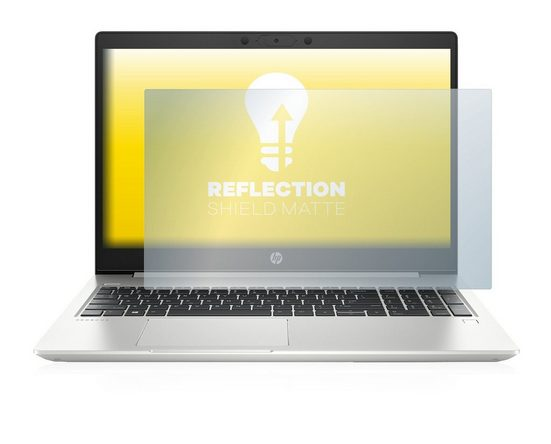 upscreen Schutzfolie »für HP ProBook 450 G7«, Folie Schutzfolie matt entspiegelt