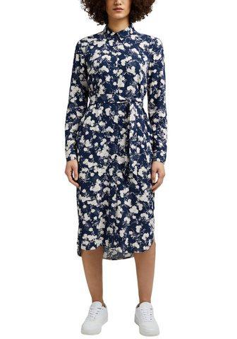 Esprit Suknelė im gražiais Print
