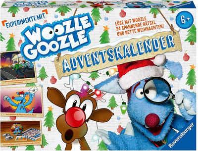 """Ravensburger Lernspielzeug »Woozle Goozle Adventskalender """" EXPERIMENT MIT """"« (Spar-Set)"""