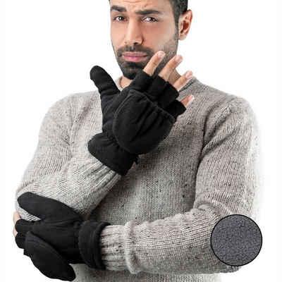 Tarjane Fäustlinge »fingerfree« Winter Fleecehandschuhe