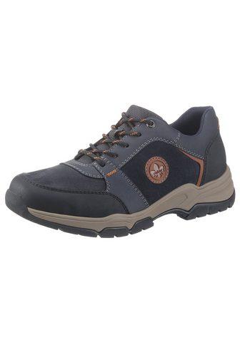 Rieker Suvarstomi batai su iš šono Logo Emble...