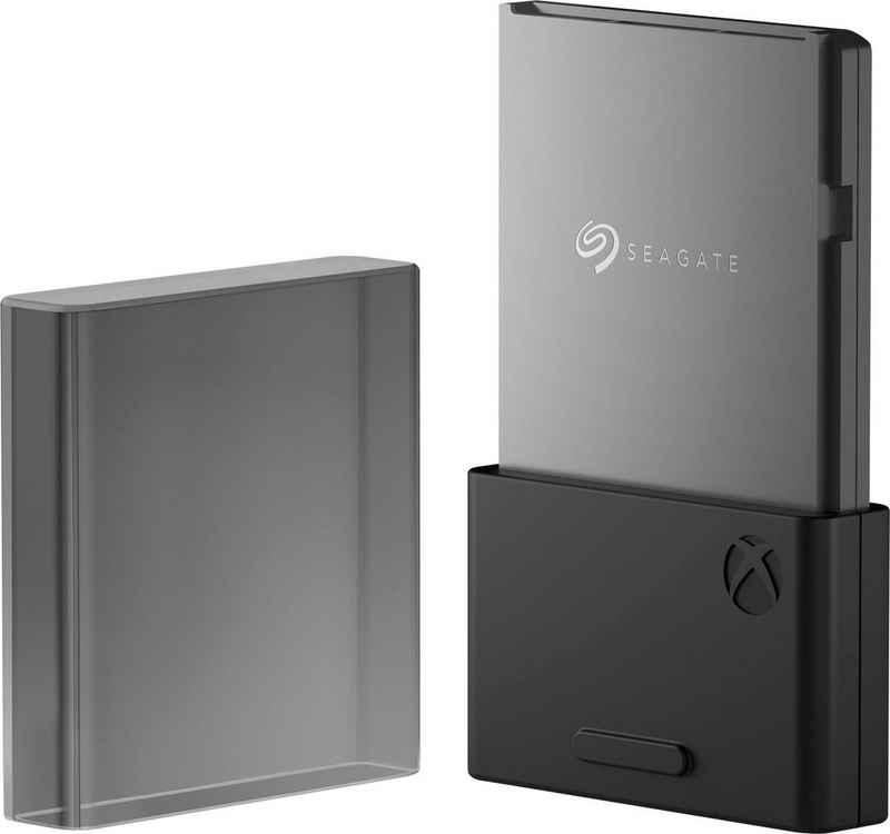 Seagate »Speichererweiterungskarte für Xbox Series X,S« Speicherkarte (1000 GB, Expansion Card, externe SSD, Gaming, PCIe Gen4x2 NVMe)