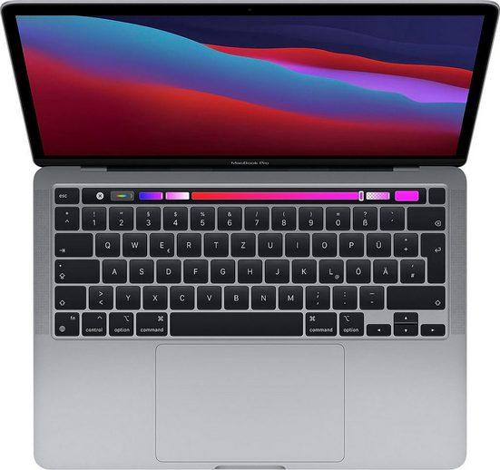 "Apple MacBook Pro 13"" mit Apple M1 Chip Notebook (33,78 cm/13,3 Zoll, Apple, 256 GB SSD)"