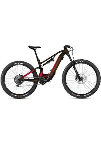 Ghost E-Bike »HybRide ASX Essential 160« 12 ...