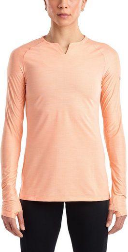 Saucony Sweatshirt »Breakthru Langarm-Shirt Damen«
