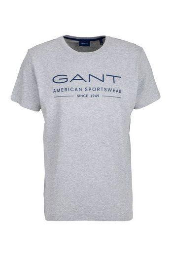 Gant T-Shirt »Md. Summer Ss T-Shirt«