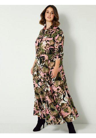 Sara Lindholm Ilga suknelė im kaschierenden A-formos...