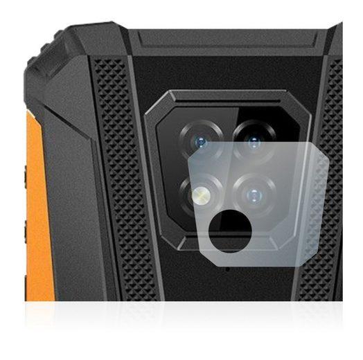 BROTECT Schutzfolie »Panzerglasfolie für Ulefone Armor 8 (nur Kamera)«, Schutzglas Glasfolie klar
