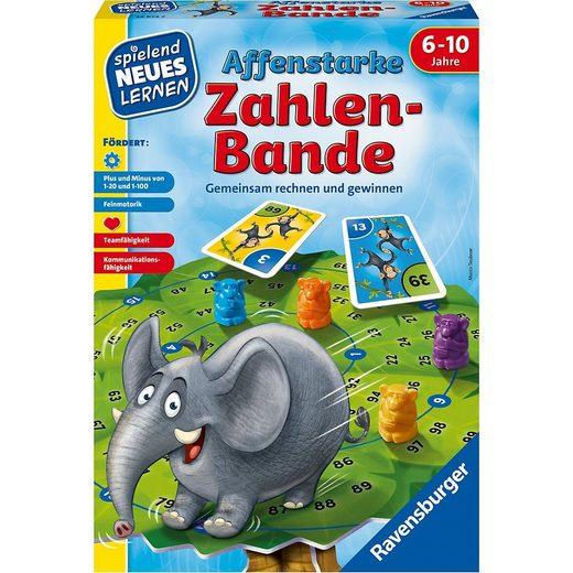 Ravensburger Lernspielzeug »Spielen und Lernen Affenstarke Zahlenbande«