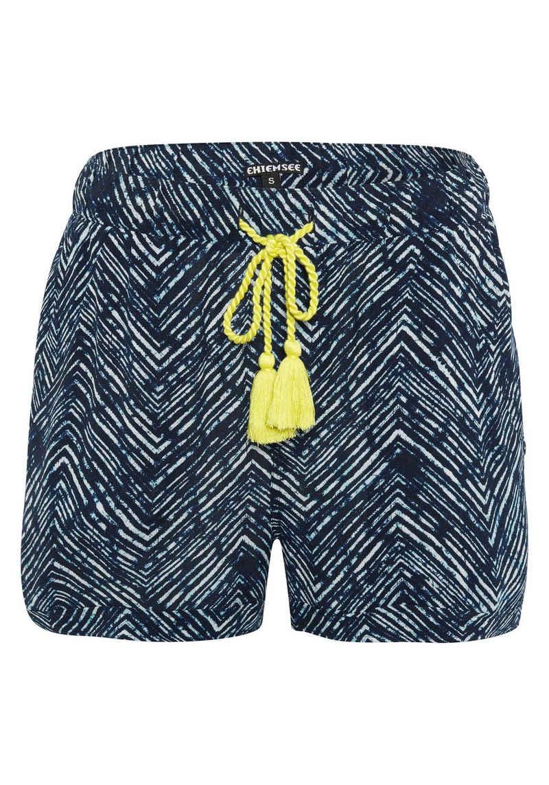 Chiemsee Shorts »im Boho-Style« (1-tlg)