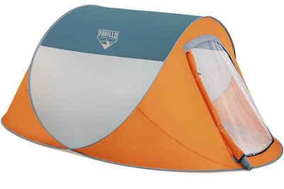 BESTWAY Wurfzelt »68006 Pavillo Wurf-Zelt NuCamp X4 Camping«, Pop Up Zelt für 4 Personen