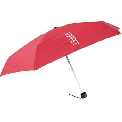Esprit Taschenregenschirm, 93 cm