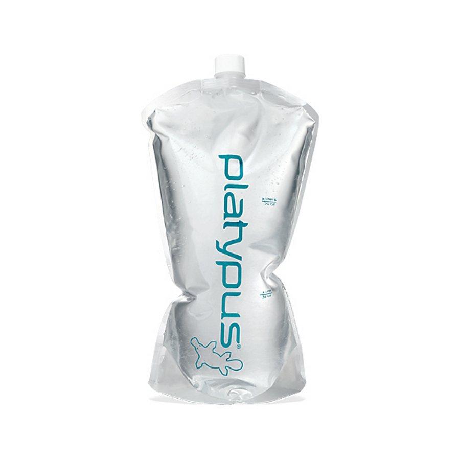 Platypus Sport- und Freizeittasche »Platy Bottle 2L« in transparent