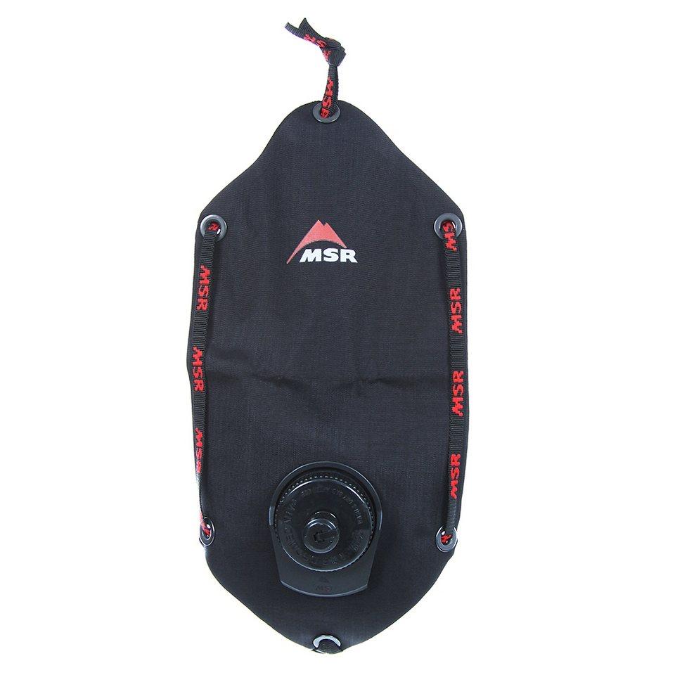 MSR Wasserkanister »Dromedary Bag 4L« in schwarz
