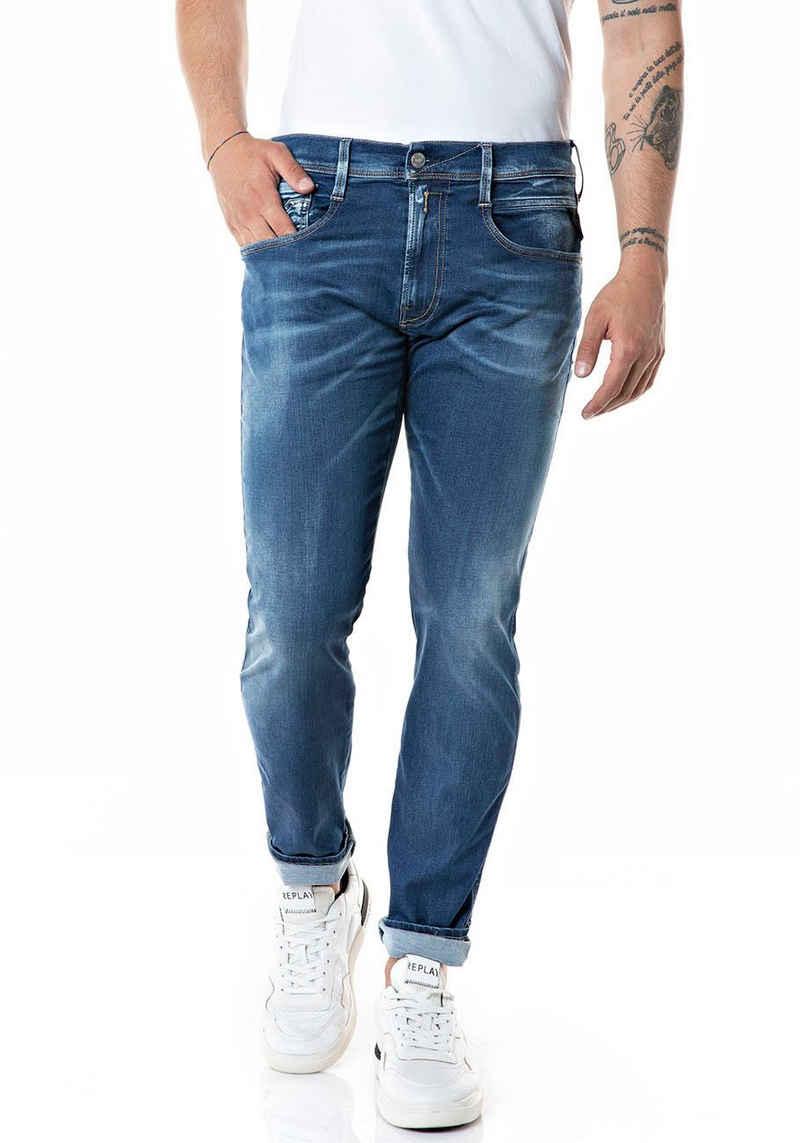 Replay Slim-fit-Jeans »ANBASS Hyperflex«