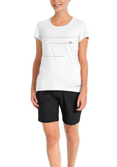 VAUDE T-Shirt »Women's Cyclist T-Shirt V«