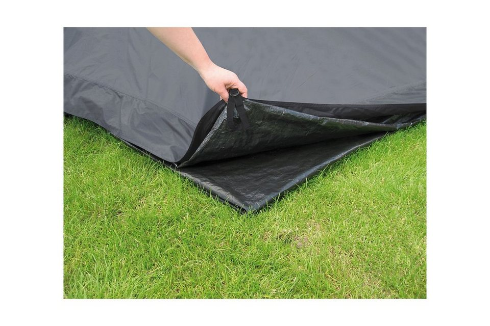 Easy Camp Zelt »Silverstone Footprint« in schwarz