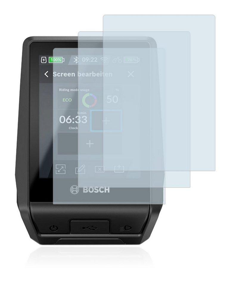 Display Schutzfolie für Bosch Nyon 2020 Anti-Bakteriell Displayfolie Klar