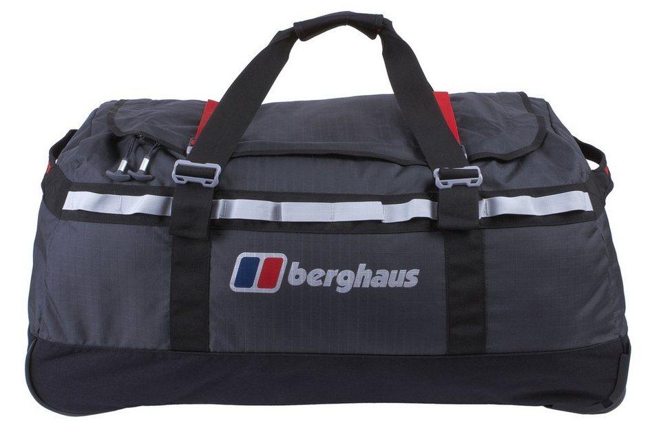 Berghaus Sport- und Freizeittasche »Mule II 100 Wheel Wheel Trolley« in grau