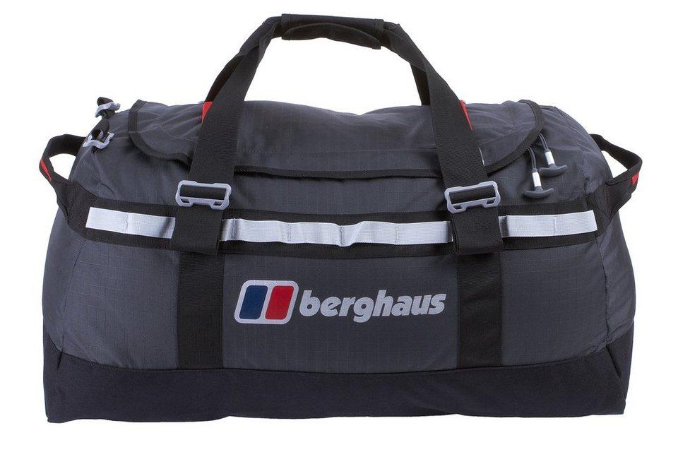 Berghaus Sport- und Freizeittasche »Mule II 80 Trolley« in schwarz