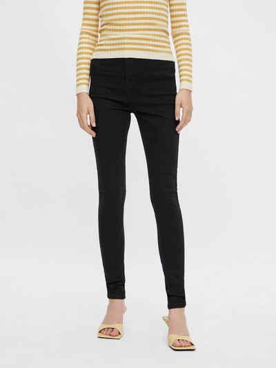 pieces High-waist-Jeans »PCHIGHFIVE«
