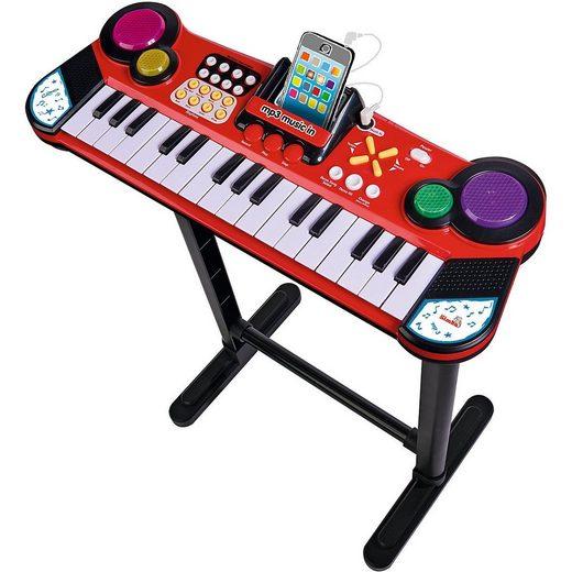 SIMBA Spielzeug-Musikinstrument »MMW I-Standkeyboard«