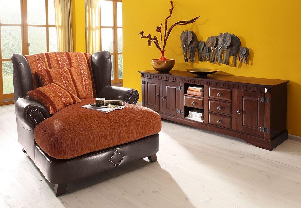home affaire xxl sessel im landhausstil cortes otto. Black Bedroom Furniture Sets. Home Design Ideas