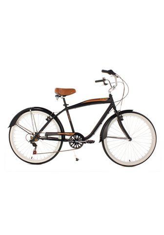 KS CYCLING Cruiser »Vintage« 6 Gang S...