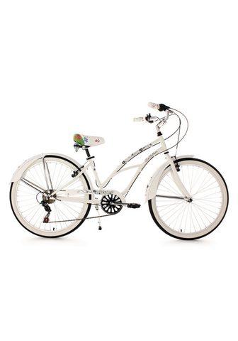 KS CYCLING Cruiser »Bellefleur« 6 Gan...