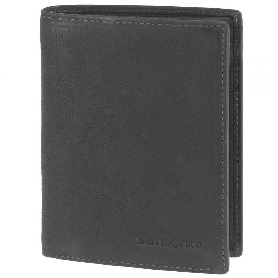 Samsonite Riverdale II SLG Geldbörse Leder 9 cm in black
