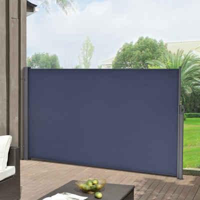 Pro-tec Seitenmarkise »Arrentela« Markise Sichtschutz Windschutz in verschiedenen Farben und Größen