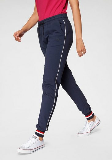 H.I.S Jogginghose »Athleisure Jogging Pants« mit weißem Piping