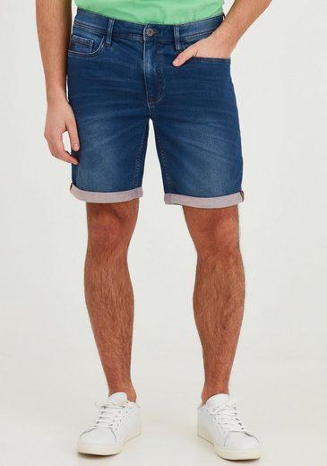Blend Jeansshorts mit Markenlabeln