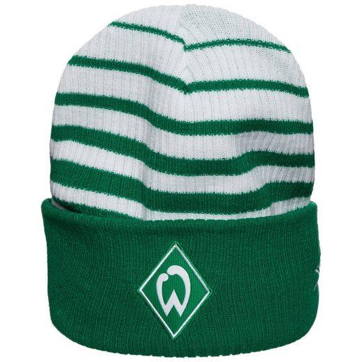 Umbro Beanie »Sv Werder Bremen Two Colour Striped«